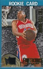 1995-96 JERRY STACKHOUSE FLEER METAL BASKETBALL ROOKIE CARD RC