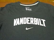 Nike Vanderbilt Commodores  Tee T-Shirt  XL Slim Fit  P2