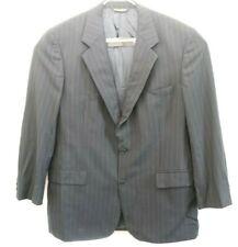 Brooks Brothers Brooksease Pinstripe 2 Button Sport Coat Suit Jacket SZ 42R