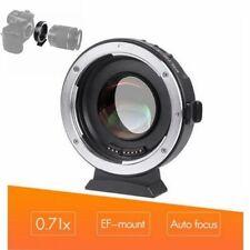 Viltrox EF-M2 II Speedbooster 0.71x Adapter Canon EF to M43 MFT