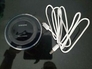 Samsung Fast Charge Wireless Charging Pad - Blue (EP-PN920TCEGUS)