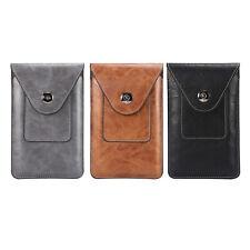 Cell Phone Case Credit ID Card Bag Holder Pocket Leather Holster Case Cover Bag