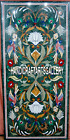 4'x3' Green Marble Dining Table Top Multi Inlaid Mosaic Stone Garden Deco H3335A