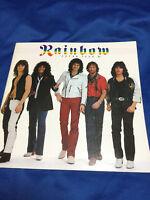 Rainbow Japan Tour book 1982 Richie Blackmore John Lynn Turner Roger Glover