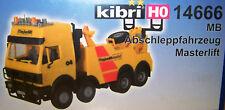 Kibri H0 14666 - MB Abschleppfahrzeug mit Masterlift - 1:87