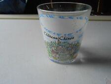 Chateau Chinon France - Small Glass Tumbler