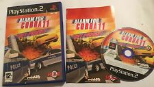 PLAYSTATION 2 PS2 RACE GAME Allarme per Cobra 11 Vol.2: inseguimento COMPLETO PAL