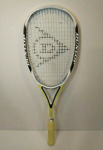 Dunlop Aerogel Ultimate Squash Racket Graphite Amr Shabana Series EXCELLENT 4""