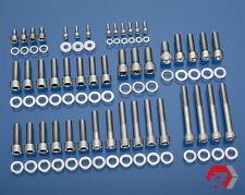TPI TUNED PORT INJECTION PLENUM STAINLESS BOLT KIT GM 305-350 CAMARO CORVETTE