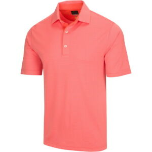 Greg Norman Mens Protek ML75 Microlux 2Below Stripe Polo Golf Shirt - New 2021