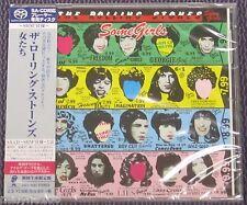 "ROLLING STONES ""SOME GIRLS"" JAPAN SHM-SACD DSD 2014 JEWEL CASE *SEALED*"