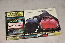 Aurora Model Motoring Stirling Moss Table Top Racing Set 1916 ThunderJet NO CARS