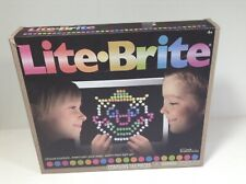 LITE BRITE Hasbro Kids Board Game 2016 Release Portable Battery Operated