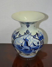Keramikvase Holland Handbemalt, wunderschön