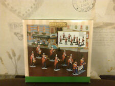 LEMAX MARCHING BAND APPROX 10CM TALL 93786 NEW BOXED
