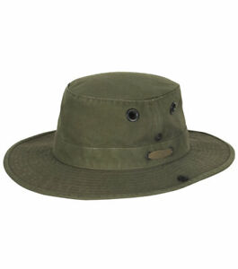 Tilley T3 Wanderer Snap-Up Cotton Duck Hat - Various Sizes and Colors