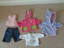 Baby Born Dolls Clothing Bundle Zapf Creation b