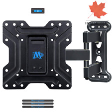 Full Motion TV Wall Mount Bracket for Most 17-39 LED LCD OLED TVs with Perfec...