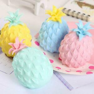 Pineapple Stress Ball Fidget Toy Sensory Anxiety Reliever