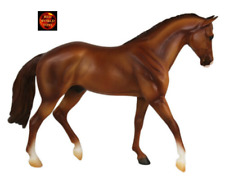 Breyer Horse Toy Model 916 Classic Scale Chestnut Quarter Horse New in Box