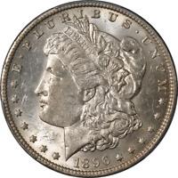 1896-O Morgan Silver Dollar PCGS MS61 Nice Eye Appeal Nice Luster Nice Strike