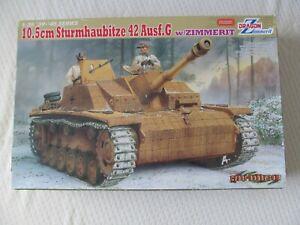 Dragon Models 6454 10.5cm Sturmhaubitze 42 Ausf.G in 1:35 scale