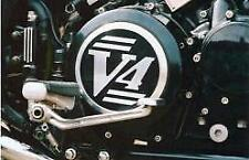 Yamaha V-Max 1200 V-4 Logo Clutch Cover Infill © Exactrep 2002