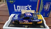 Lowe's Mike Skinner Limited Edition 1/18 Scale Model