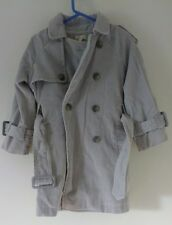 Seed Heritage girls trench coat. Size 3-4 winter toddler EUC