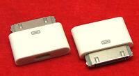 Adapter Dock Connector Micro USB auf 30 Polig für iPhone 3G 3GS 4 4S iPad 1 2 3