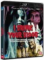 I Bebida Su Sangre Blu-Ray Nuevo Blu-Ray (88FB259)