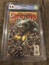 BLACK PANTHER V2 #4 1st Appearance WHITE WOLF T'Challa Brother Movie 2CGC 9.8