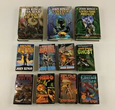 Lot of 11 John Ringo Books Fantasy Military Scifi Thriller Council Wars