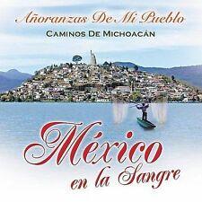 Los Bukis, Oro Norteno, Mexico En La Sangre Caminos De Michoacan CD New Sealed