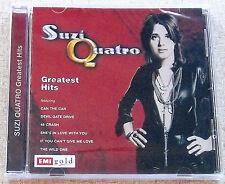 SUZI QUATRO Greatest Hits SOUTH AFRICA Cat# CDGOLD(GSB) 40