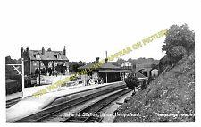 Hemel Hempstead Railway Station Photo. Redbourn and Harpenden Line. Midland (3)