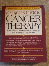 Cancer Therapy health education1997