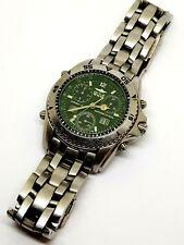 Sector 650 men's chronograph watch green 2653961105C