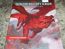 Dungeons and Dragons Dungeon Master's DM Screen Shield New D&D 5th Reincarnated