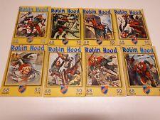 ROBIN HOOD 1962/63 Fumetti Narrativa Ragazzi Collezionismo Storia EURO 7,00 CAD