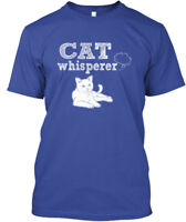 Cat Whisperer - Hanes Tagless Tee T-Shirt