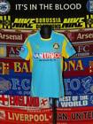 4.5/5 Rhyl boys 140cm 10 years football shirt jersey trikot