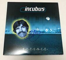 * Brandon Boyd * signed autographed vinyl album * S.C.I.E.N.C.E. * Incubus *