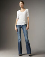 CITIZENS OF HUMANITY Jeans Womens 25 Kelly #001 Low Bootcut $158 Medium Wash GUC