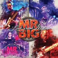 MR.BIG - LIVE FROM MILAN (GATEFOLD/BLACK/180 GRAMM)  3 VINYL LP NEW!