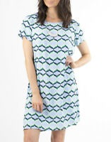 NEW ELM size 10 viscose everyday dress  RRP $140