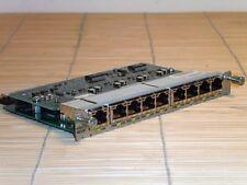 Cisco HWIC-D-9ESW-POE HWICD-9ESW-POE 9-port 10/100BASE-T HWIC PoE Card Karte