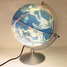 Omni Directional Scandinavian Light Up Celestial Globe - Constellation Orb