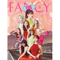 TWICE 7th Mini Album FANCY YOU [Random] CD+PhotoCard+PhotoBook+Gift