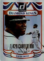 2014 Donruss Stat Line Baseball Card Pick